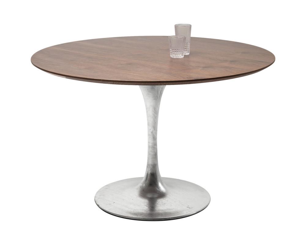 Стол Invitation Set White Zinc Ø120cm
