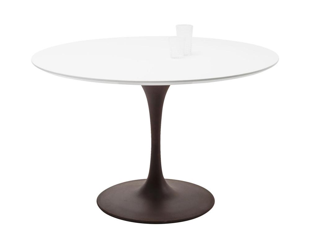 Стол Invitation Set White Rusty Ø120cm
