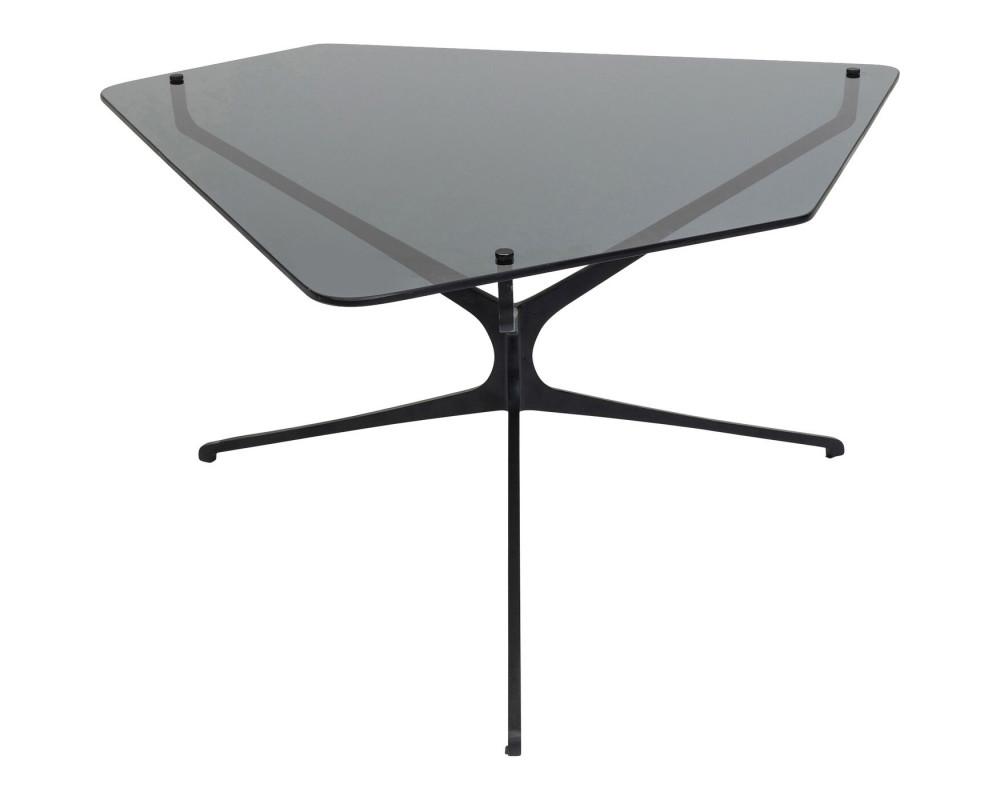 Стол кофейный Dark Space 68x70cm