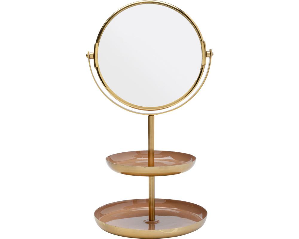 Зеркало настольное Chic