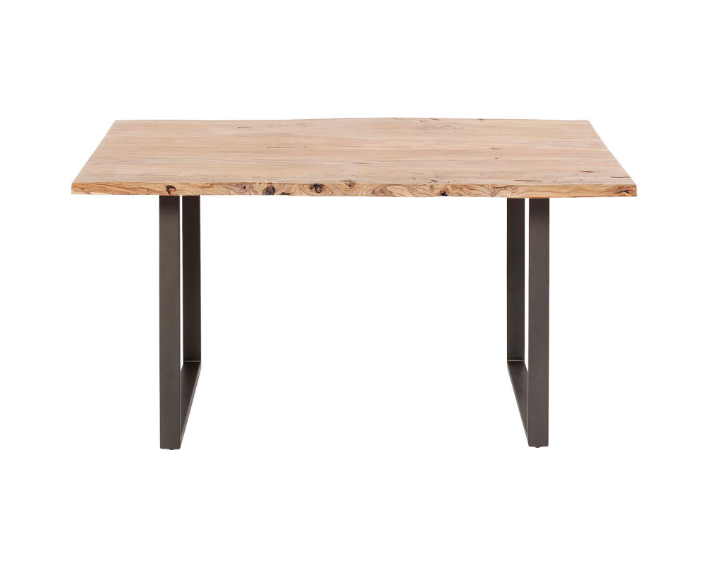 Стол барный Harmony Acacia Crude Steel 160x80cm