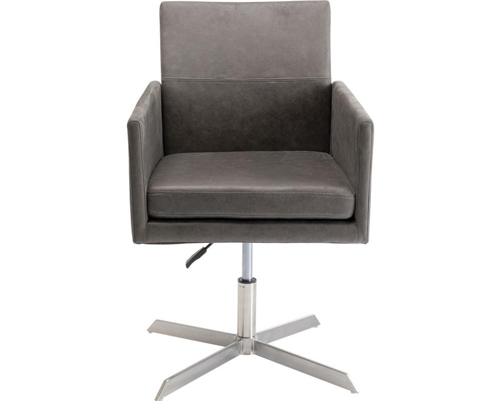 Кресло вращающееся New York Grey