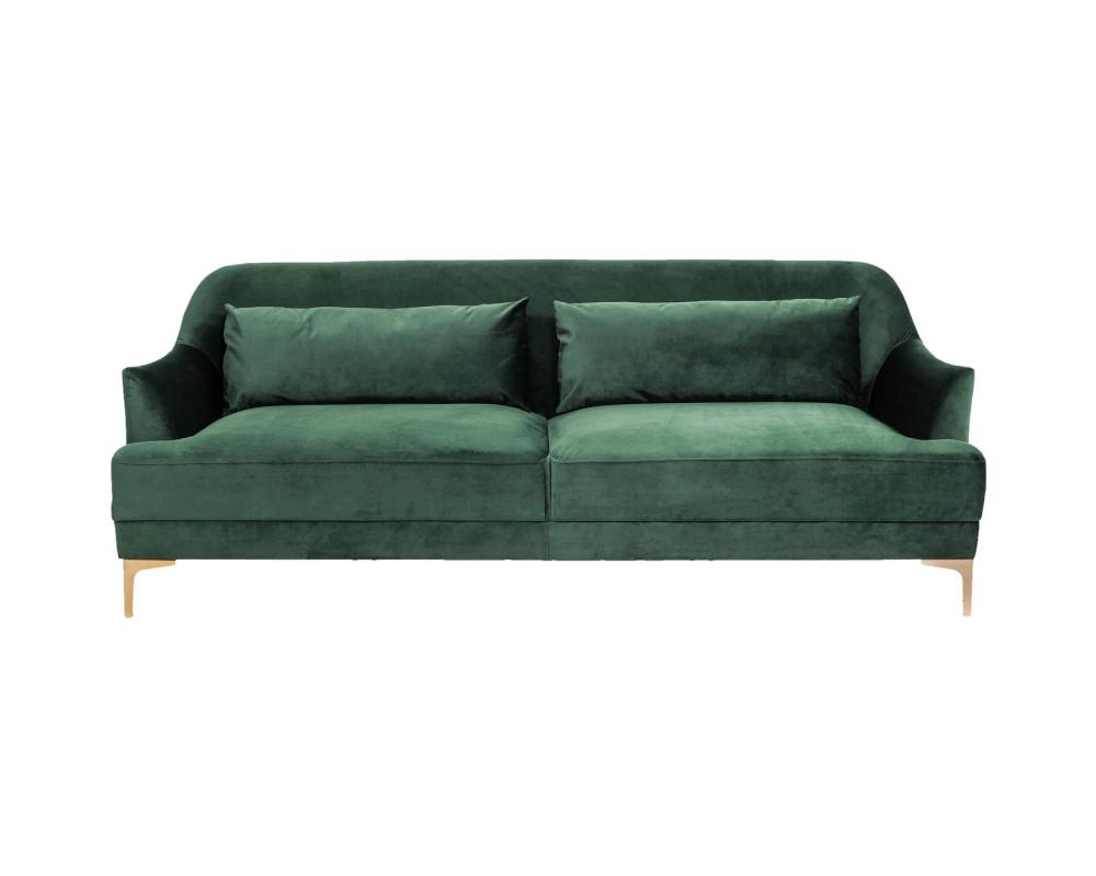 Sofa Proud 3-Seater Green