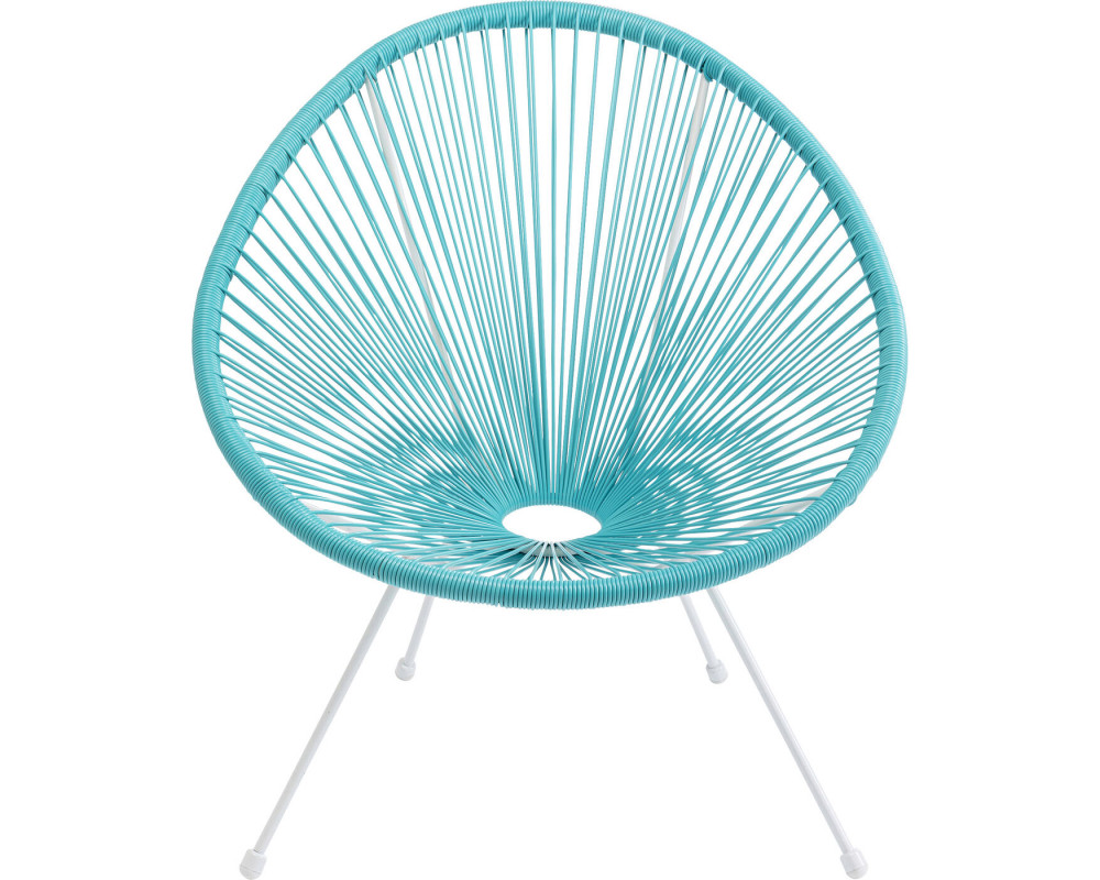 Armchair Acapulco Turquoise