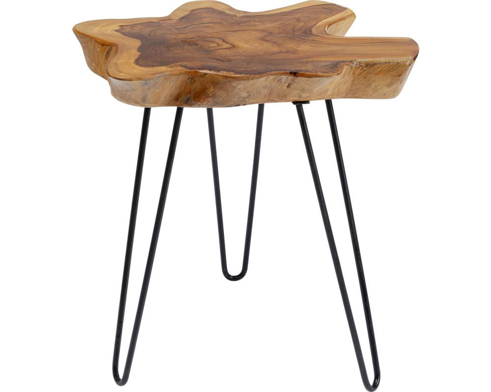 Side Table Aspen Nature 50x50