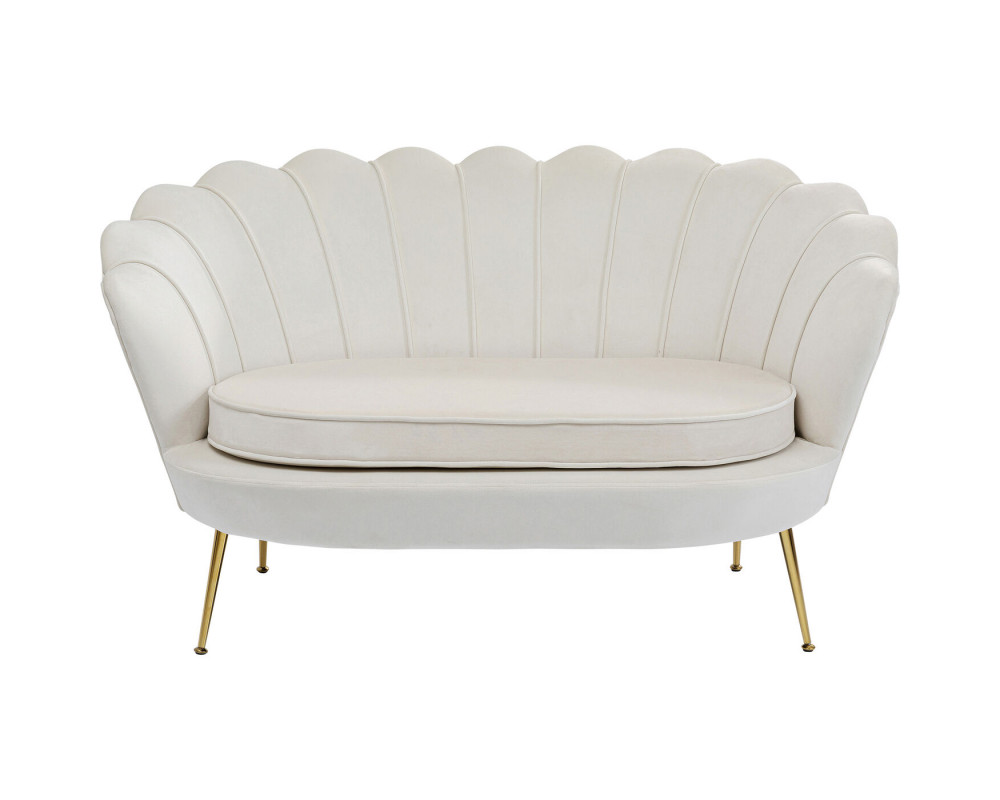 Sofa Water Lily 2-Seater Beige