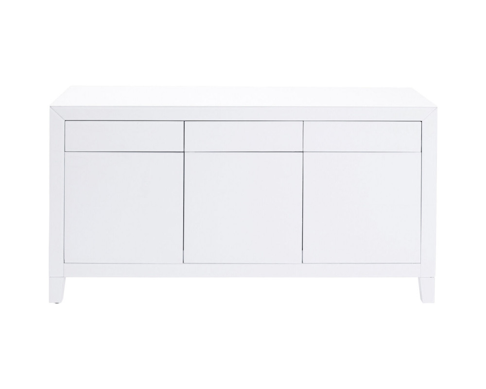 Sideboard Luxury Push White