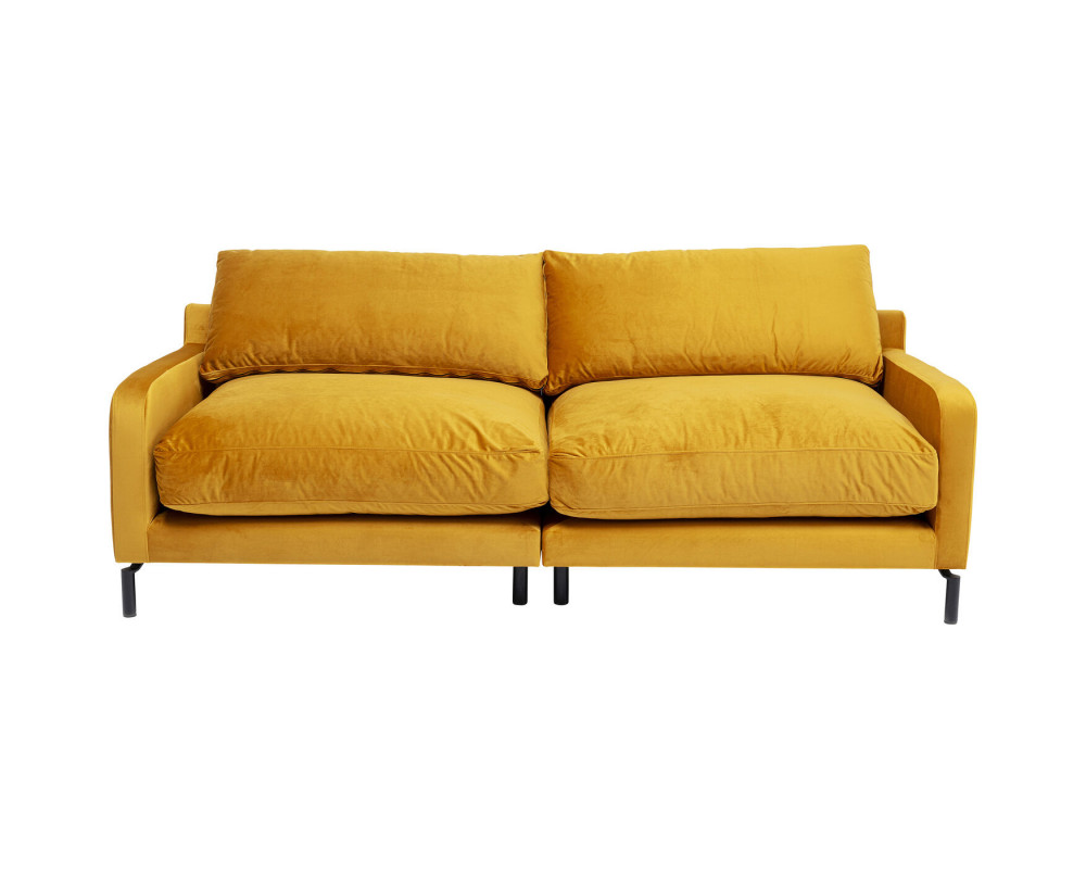 Sofa Discovery 2-Seater Ochre