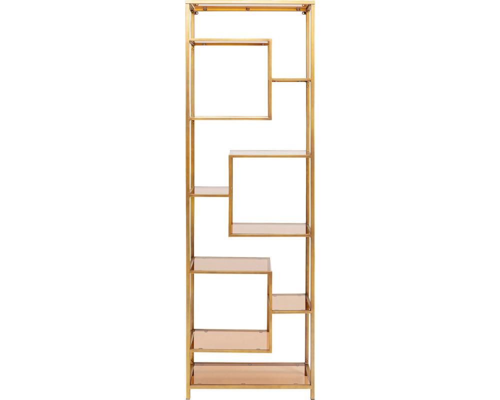 Shelf Loft Gold 195x60