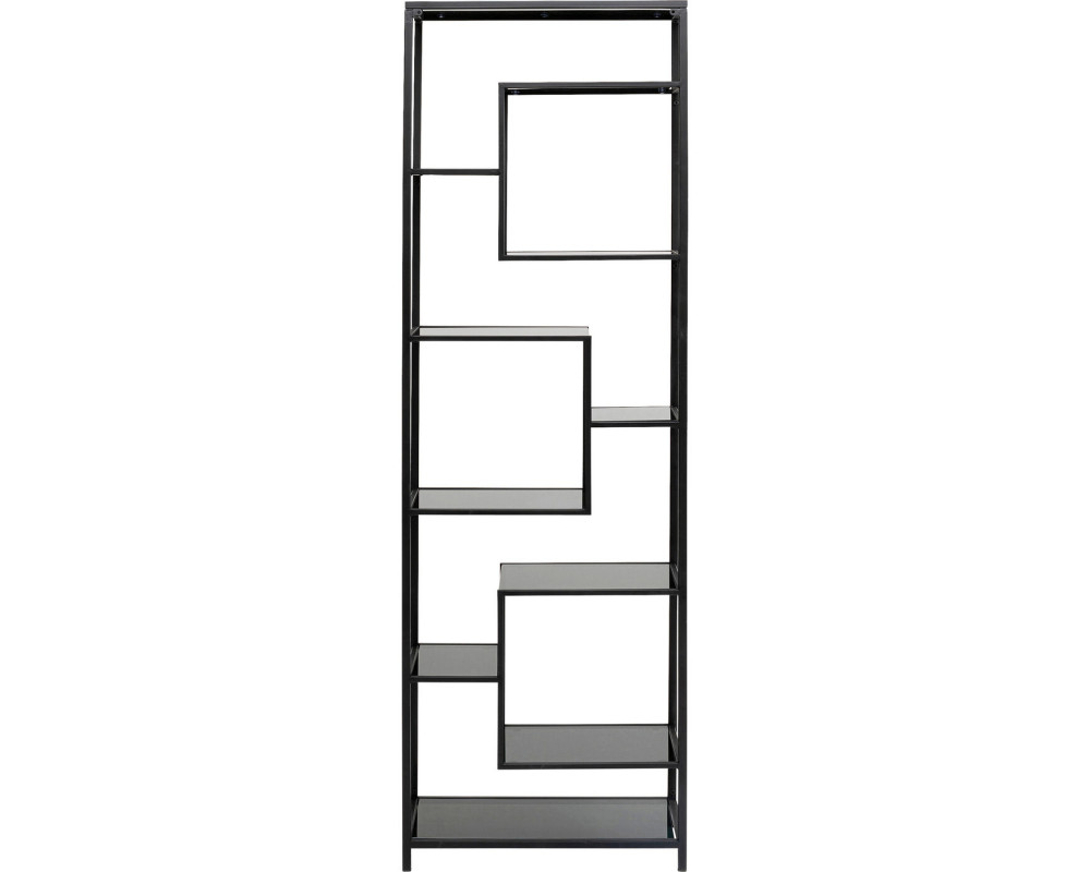 Shelf Loft Black 195x60