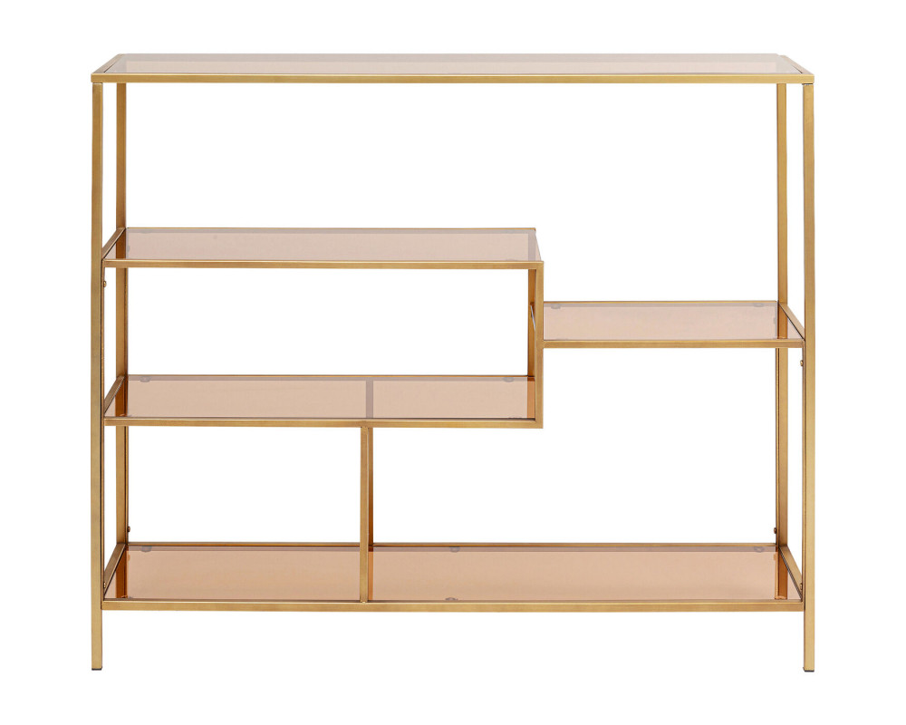 Shelf Loft Gold 100x115