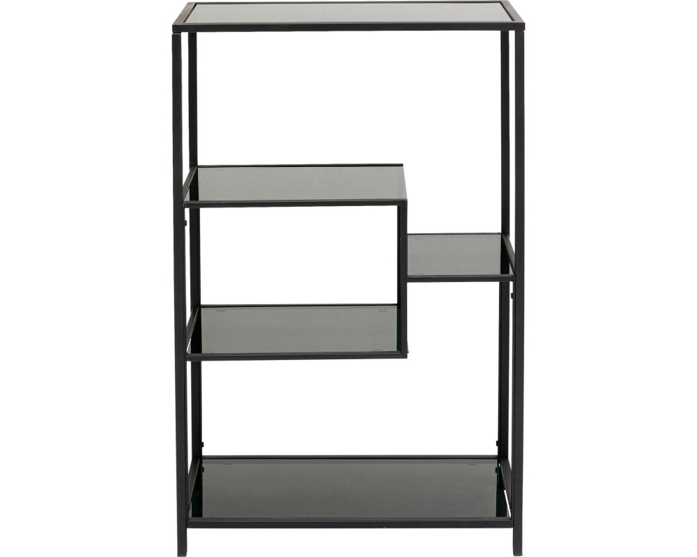 Shelf Loft Black 100x60