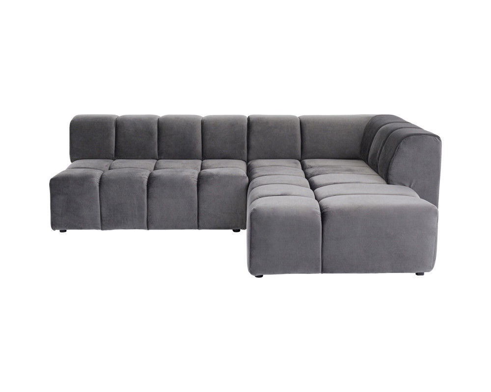 Corner Sofa Belami Grey Right