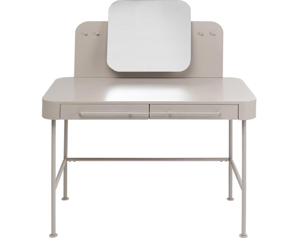 Dressing Table Montieri Creme 135x55cm