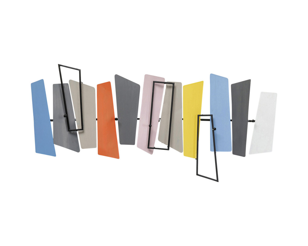 Wall Wardrobe Abstract Xylophone 80cm