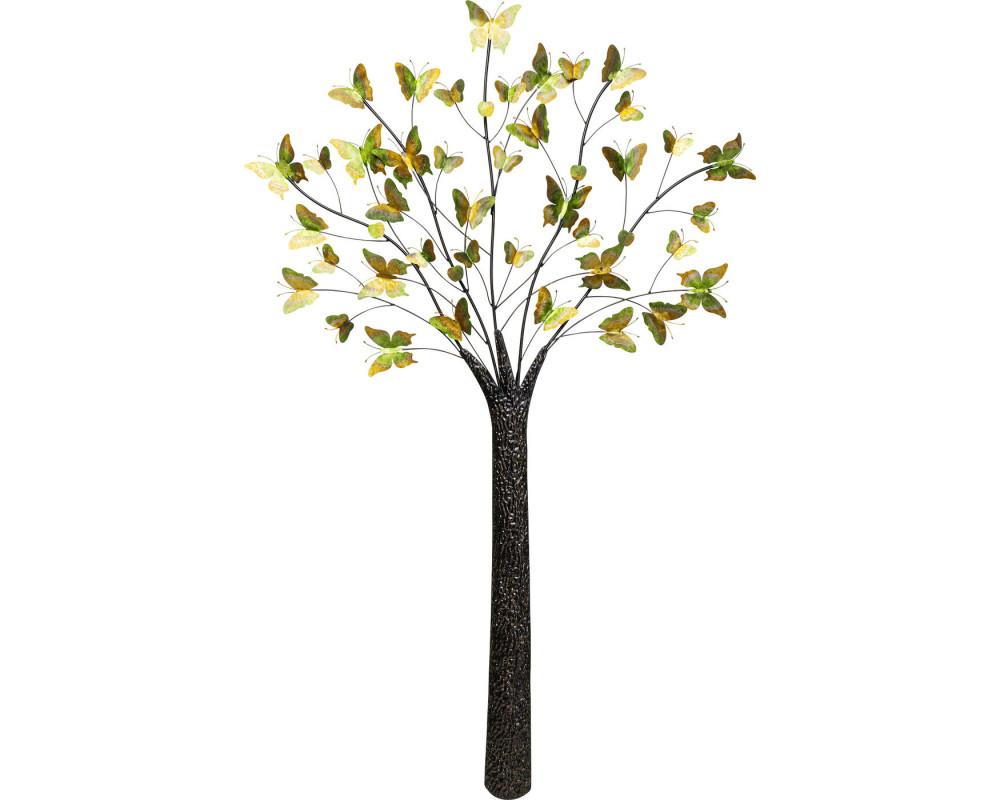 Wall Wardrobe Butterfly Tree 110cm