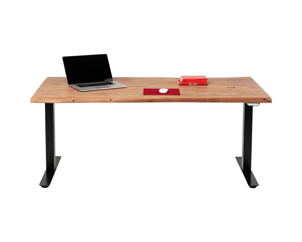 Desk Office Harmony Black 200x100