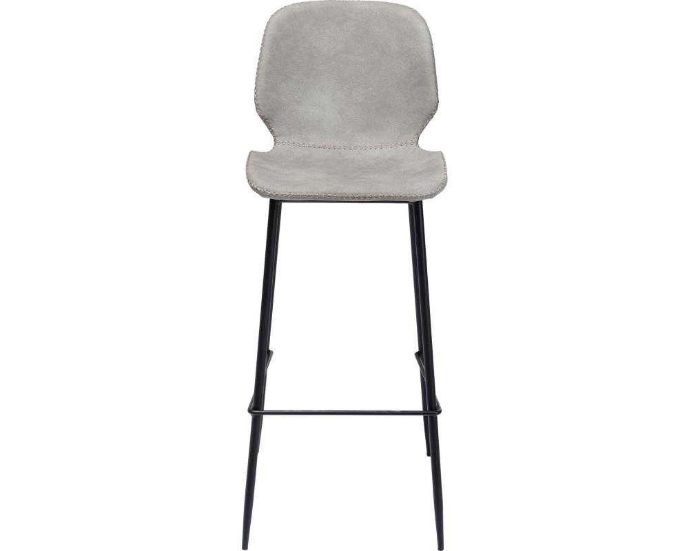 Bar Chair Honey Moon Grey