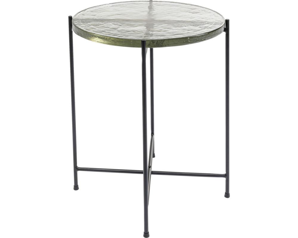 Side Table Ice Black Ø40cm