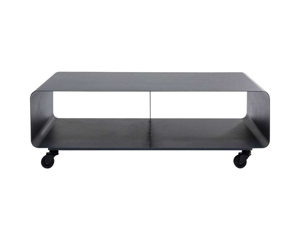 TV Board Lounge M Mobil Grey 90x30cm