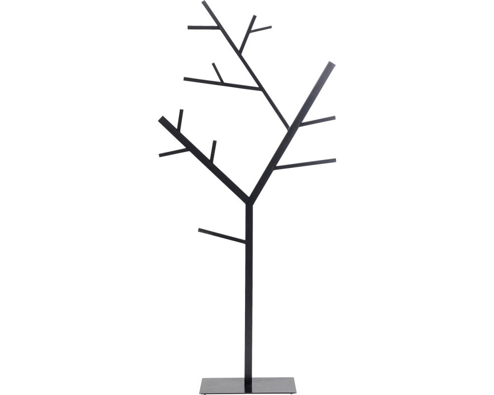 Coat Rack Technical Tree Black Smart 204cm