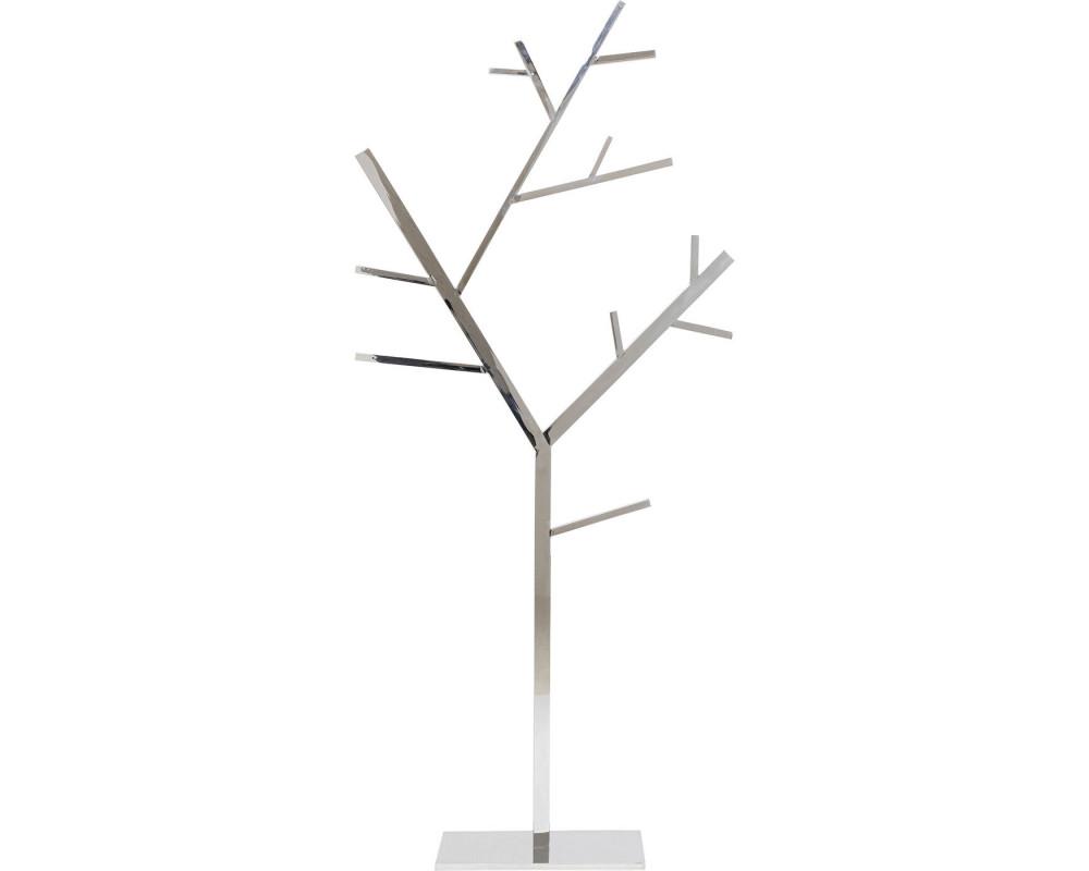 Coat Rack Technical Tree Chrome Smart 204cm