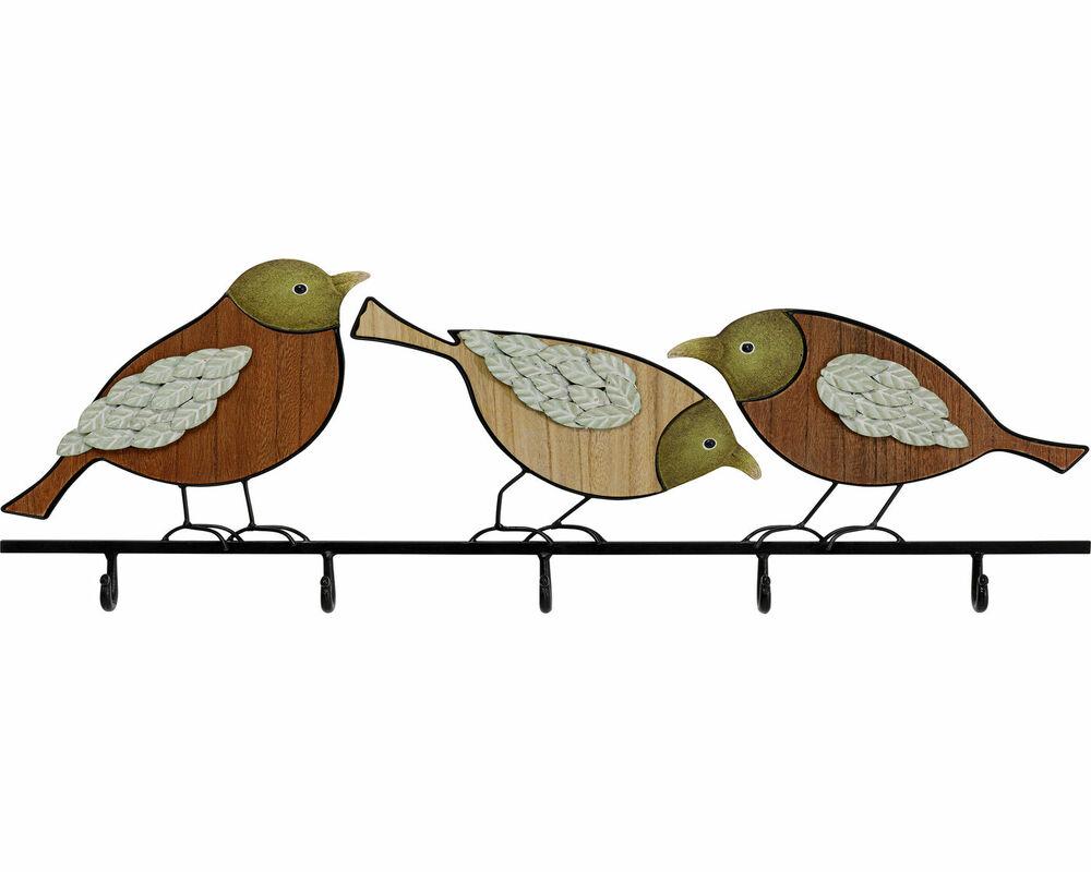 Wall Wardrobe Bird Cattery 86cm